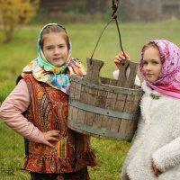 Русские сказки :: Татьяна Бочок