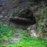 пещера в Кисловодске :: Ольга (Кошкотень) Медведева