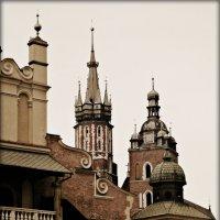 Мариацкий собор в Кракове :: Galina Belugina