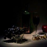 Черный виноград :: Наталия Лыкова