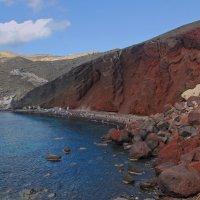 Цветные сны Санторини... :: Надя Кушнир