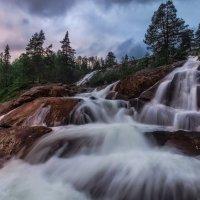 Вечерний водопад :: Sven Rok