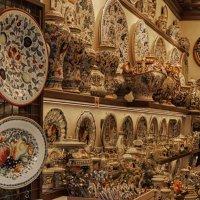 Керамика из Сан-Джаминьяно :: Надежда Лаптева
