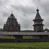 деревянная архитектура :: павел бритшев