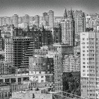 Графика города :: Valeriy(Валерий) Сергиенко