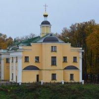 Ильинская церковь :: Александр Буянов