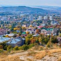 Золотая осень Пятигорска :: Николай Николенко