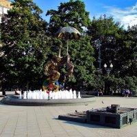 Цветной бульвар :: Yuriy V