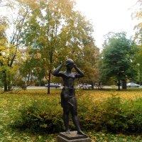 В Александровском саду. (Санкт-Петербург, 2017 год) :: Светлана Калмыкова