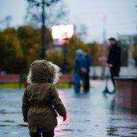 Малыш :: Дмитрий Пархоменко