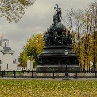 Поздняя осень. :: Олег Фролов