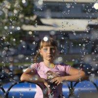 Брызги фонтана :: Анна Анновна