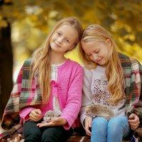 Наша очаровательная осень... :: Кристина Беляева