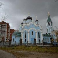 Храм, Московский район, Нижний Новгород :: Антон Банков