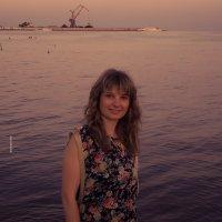 Мари и море :: Роза Бара