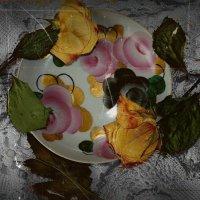 Засушенных цветов незримая печаль... :: Валерия  Полещикова
