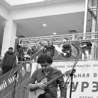 Гитарист :: Татьяна Малафеева