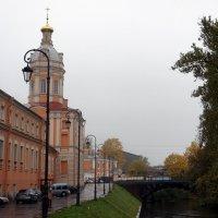 Вид на Северо-западную башню (Ризничную) :: Елена Павлова (Смолова)