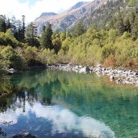 Первое Бадукское озеро :: Светлана Попова