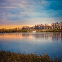 Осенний закат :: Сергей Лисов