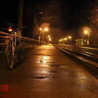 Ночное ожидание :: Дмитрий