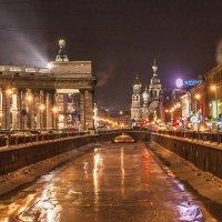 В городе холодно... :: bajguz igor