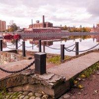 Набережная реки Екатерингофка. Санкт-Петербург :: Елена Кириллова