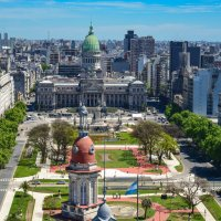 Буэнос- Айрес с птичьего полёта! :: Nataly ***