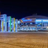 Арена-Север, ледовый дворец. Красноярск. :: Дмитрий Брошко