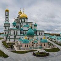Воскресенский Новоиерусалимский монастырь :: Борис Гольдберг