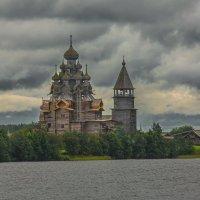 Путешествие из Петербурга в Москву. Онега.Кижи :: юрий макаров