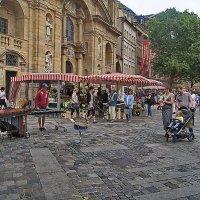 Уличные музыканты :: irina Schwarzer