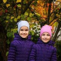 Двойняшки :: Татьяна Бочок