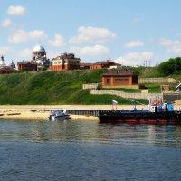 Полуостров Свияжск :: Андрей Головкин