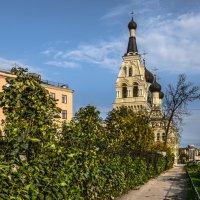 Грузинская церковь :: Наталья Левина