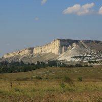 Белая скала,Крым Т.Белогорск :: ninell nikitina