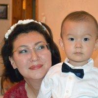 Моя мама :: Алтай Сейтмагзимов