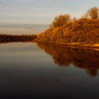 Осенняя Тура :: Дмитрий Сиялов