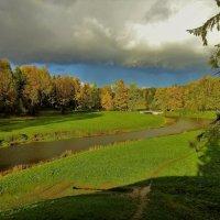 Славянка река... :: Sergey Gordoff