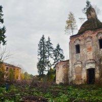Неизвестная церковь :: Aleksandr Ivanov67 Иванов