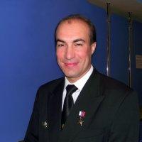 Герой России - лётчик Евгений Новосёлов (фото из архива) :: Андрей Заломленков