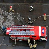 Пожарные :: Александр Пиленгас