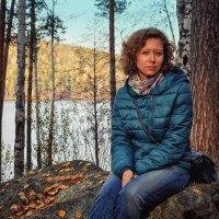 Осенний портрет 1 :: Михаил Вайсман