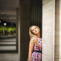 красивая девушка :: Вера Кристеченко