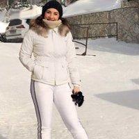 девушка зимой :: Ангелина Ангельская