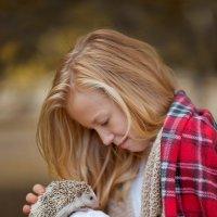 Очаровательная Вероника и малыш :) :: Кристина Беляева