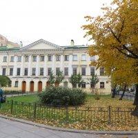Осень в Петербурге :: Митя Дмитрий Митя