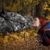 Поцелуй :: Елена Логачева