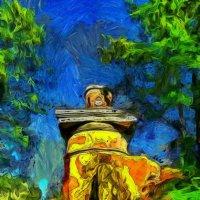 Все настоящее – мгновение вечности......... :: Tatiana Markova