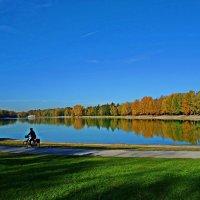 Спокойная, тихая осень... :: Galina Dzubina